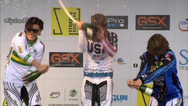 UCI BMX Women's Highlights