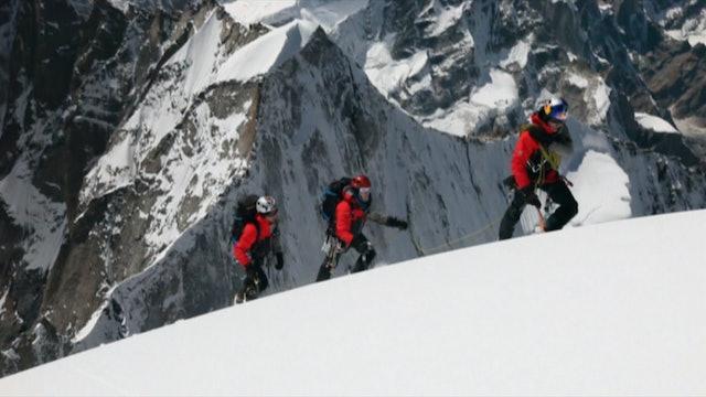 Kashmir Mt. Climb