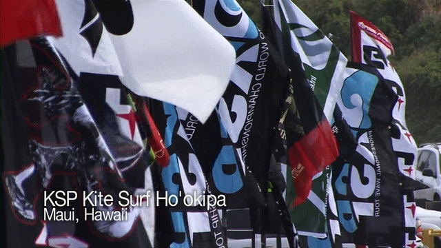 Kiteboard Maui Women's Action