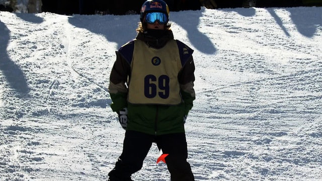 2013 US Open Snowboarding Championships Part 1 Mens Halfpipe