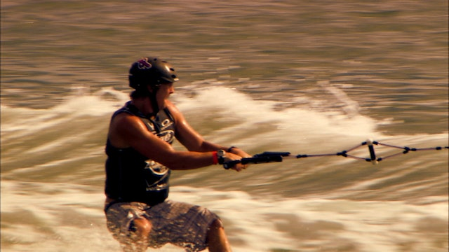 Wakeboarding in the Florida Keys