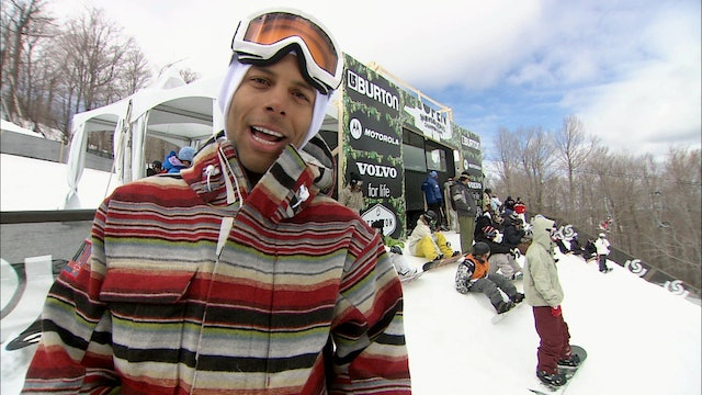 S1:E29 Airtime - US Open Snowboarding Championships – Stratton, Vermont (Part 2)
