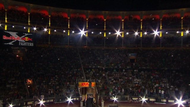 X-Fighters FMX Action Spain