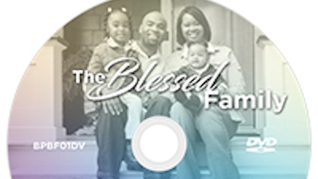 The Blessed Family - Dr. Betty Price