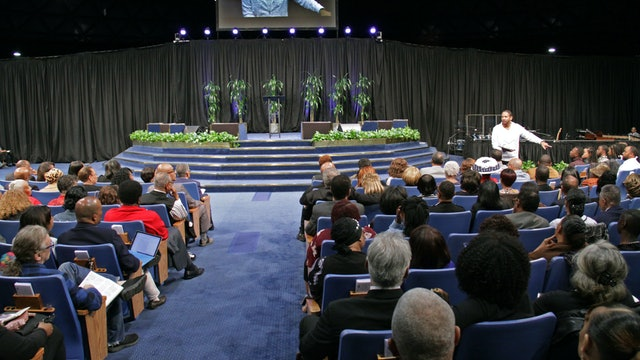 CCC Tuesday Evening Bible Study - July 2, 2019 - Pastor Fred Price Jr.