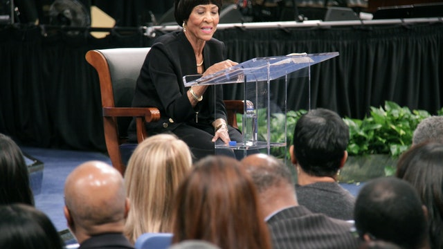 Doers of the Word - Part 5 - Dr. Betty Price