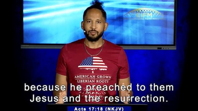 Sunday Service - Race, Division & Racism - Pt 47 Pastor Price Jr. - July 4, 2021