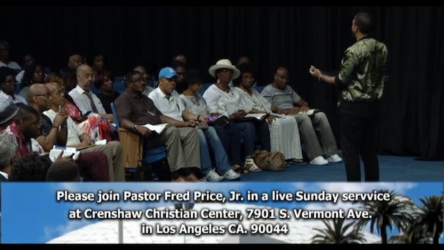 Restorative Grace, Paster Fred Price Jr. - Part 7