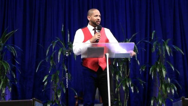 Giving - Part 2 - Pastor Fred Price Jr.