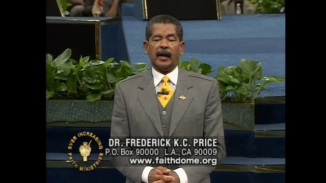 The Christian Family - Part 6 - Apostle Fred Price