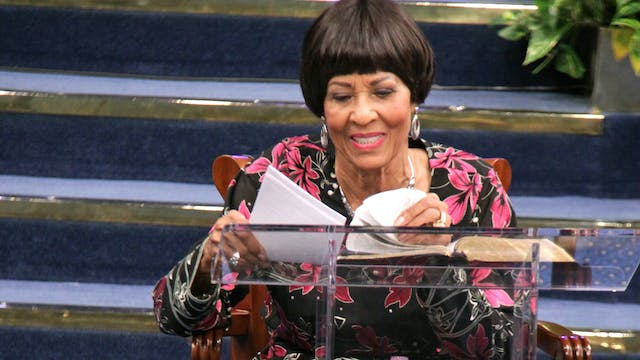 Fruit of the Spirit - Dr. Betty Price...