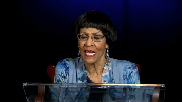 Sunday Service - Peace in a Non-Peaceful Environment - Dr. Betty Price 2-21-21