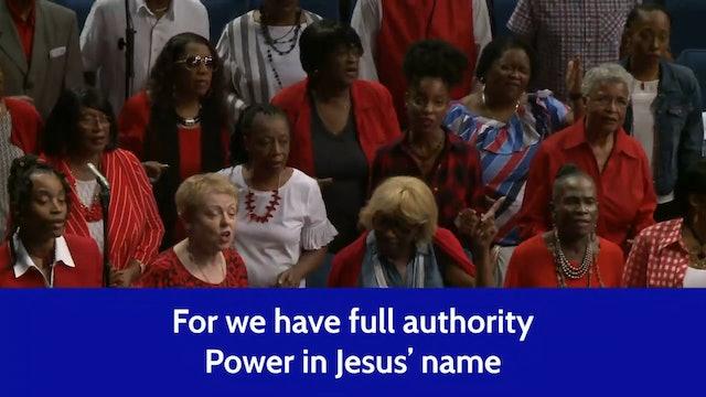 CCC Sunday Service - Aug 11, 2019 - Pastor Fred Price Jr.