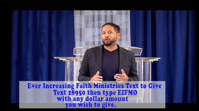 CCC Sunday Service Pastor Fred Price Jr 03-29-2020 Special Message - Part 3