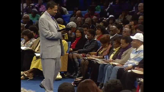 The Pursuit of Holiness - Part 12 - Pastor Fred Price Jr.