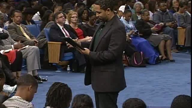 Led Into Holiness - Part 2 - Pastor Fred Price Jr.