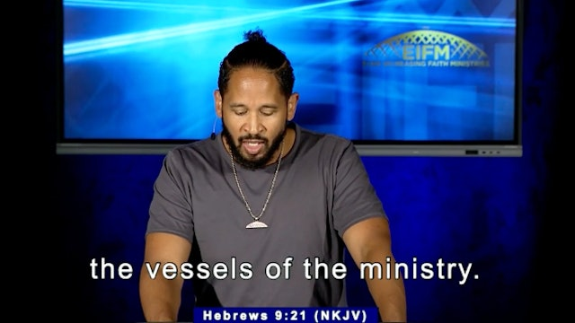 The New Priesthood Pt3 - Tues Morn Bible Study - Pastor Fred Price Jr - 07-27-21