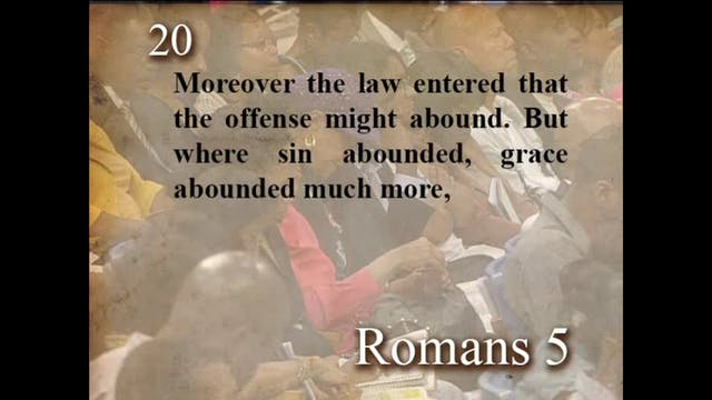 The Pursuit of Holiness - Part 20 - P...