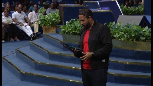 Restorative Grace, Pastor Fred Price Jr. - Part 3