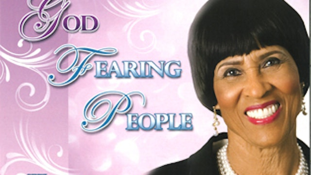 God Fearing People - Dr. Betty Price