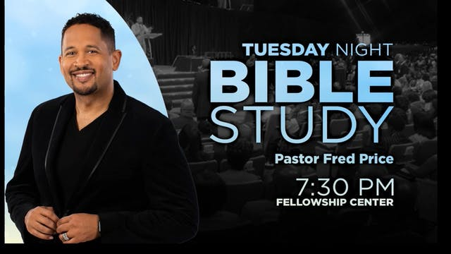CCC Tuesday Evening Bible Study LIVE!...