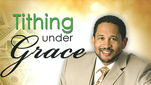 Tithing Under Grace - Pastor Fred Price Jr.
