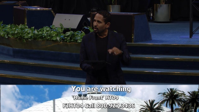 Homefront Girding Your Family for Spiritual Warfare - Part 4