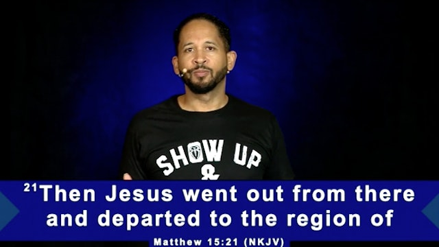 Sunday Service - Race, Division and Racism - Pt. 17 - Pastor Price Jr. 10-18-20