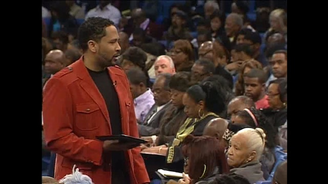 The Pursuit of Holiness - Part 8 - Pastor Fred Price Jr.
