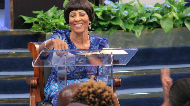 Doers of the Word - Part 1 - Dr. Betty Price