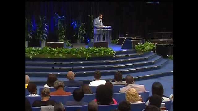 The Pursuit of Holiness - Part 18 - Pastor Fred Price Jr.