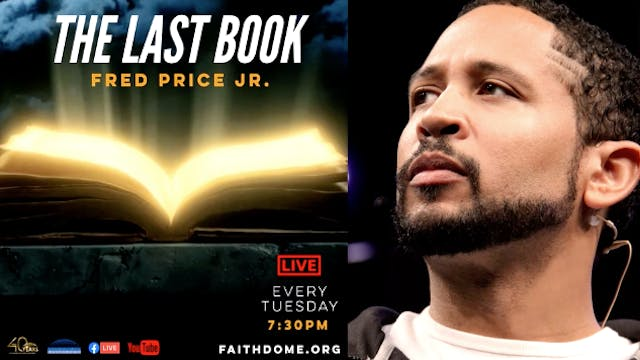 Tuesday PM Bible Study - The Last Boo...