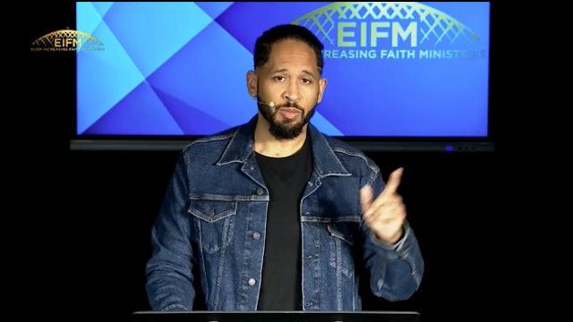 Sunday Service - Race, Division & Racism - Pt. 35 Pastor Price Jr. - 03-28-2021