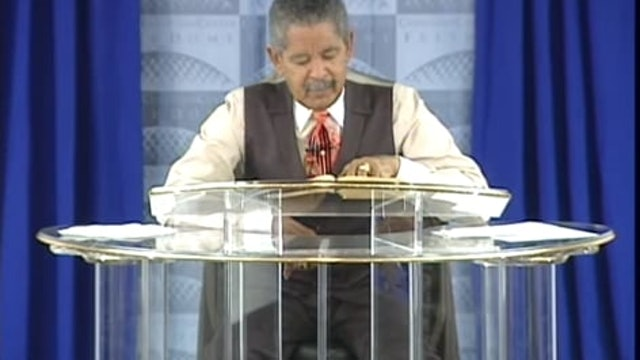 Redeemed from Poverty, Sickness and Death (Bible Study) - Part 5 - Apostle Price