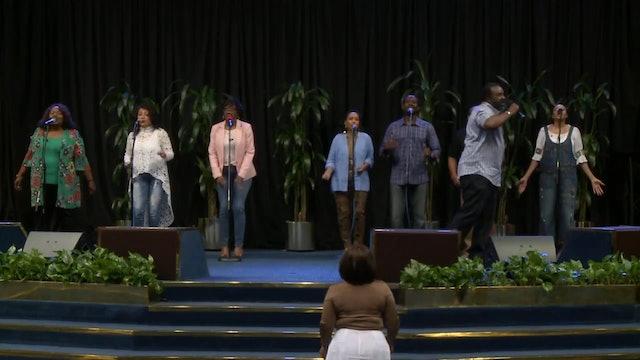 CCC Sunday Service - Aug 25, 2019 - Kindness 101 - Pastor Fred Price Jr.