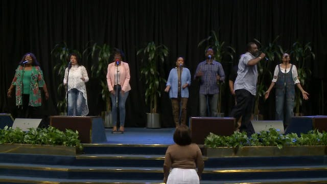 CCC Sunday Service - Aug 25, 2019 - K...