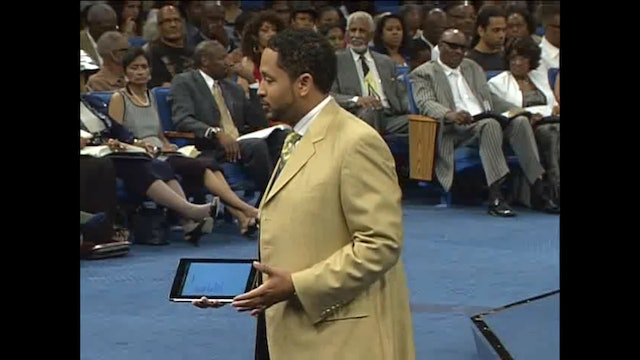 The Pursuit of Holiness - Part 2 - Pastor Fred Price Jr.