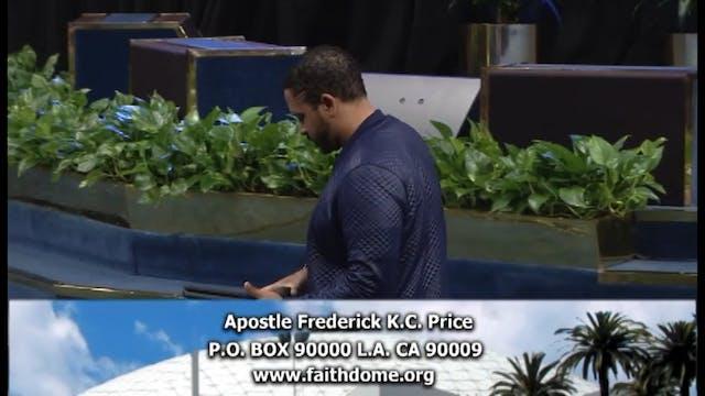 Restorative Grace, Pastor Fred Price ...
