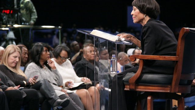 Doers of the Word - Part 3 - Dr. Betty Price