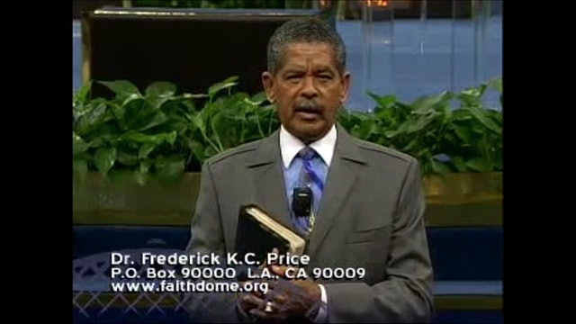 How To Develop Your Faith - Part 1 - Apostle K.C. Price