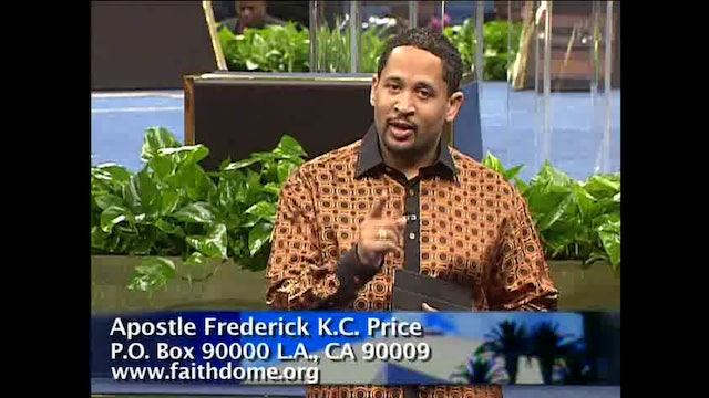 The Pursuit of Holiness - Part 13 - Pastor Fred Price Jr.