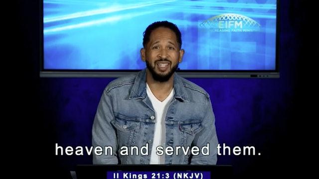 Tuesday Evening Bible Study - 04-20-2021 - Mystery Babylon - Part 8