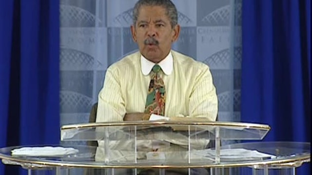 Redeemed from Poverty, Sickness and Death (Bible Study) - Part 6 - Apostle Price