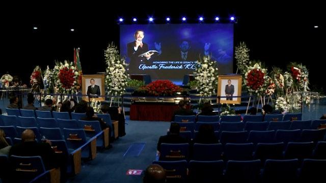 Celebrating The Life Of Apostle Frederick K.C. Price