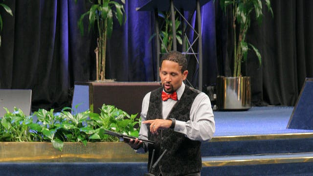 Giving - Part 9 - Pastor Fred Price Jr.