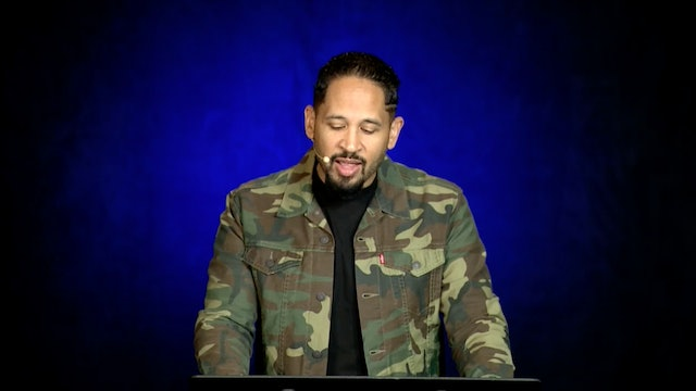 Sunday Service - Race, Division and Racism - Pt. 23 - Pastor Price Jr. 11-29-20