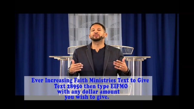 CCC Sunday Service Pastor Fred Price Jr 03-15-2020 Special Message - Part 1