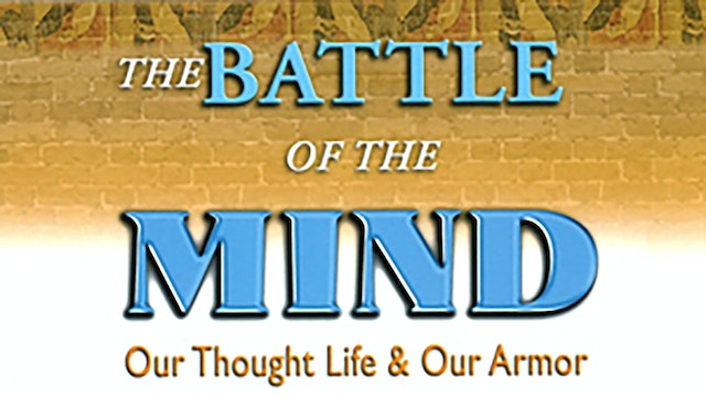 Battle Of The Mind - Apostle Fred Price