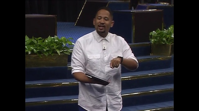 Serving - Part 2 - Pastor Fred Price Jr.