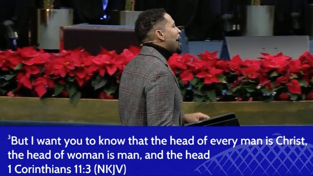 CCC Sunday Service Pastor Fred Price Jr Homefront part #10 12-22-2019